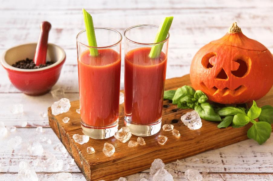 Рецепты на хэллоуин – что приготовить к столу