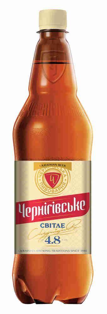 Пиво «черниговское» – вкус украинского бренда + видео | наливали