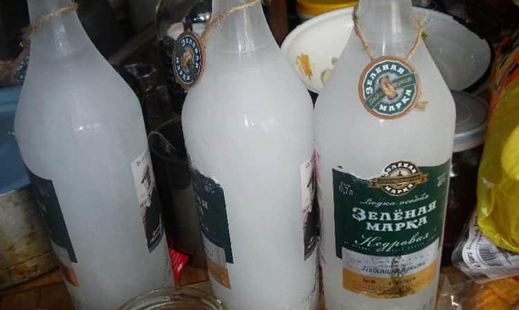 Может ли хорошая водка замерзнуть и от чего зависит температура замерзания
