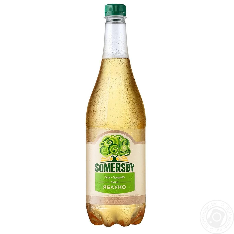 Сидр соммерсби (somersby): яблочный и другие вкусы, производство, состав и сколько стоит