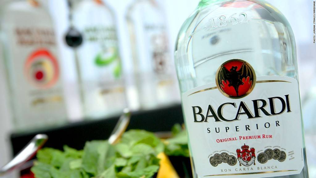 Черный бакарди: описание виски bacardi black, состав, изготовление, правила выбора и употребления, рецепты коктейлей
