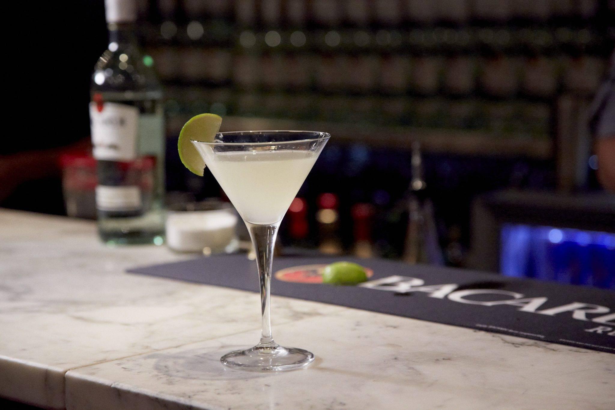 Состав и рецепт коктейля дайкири