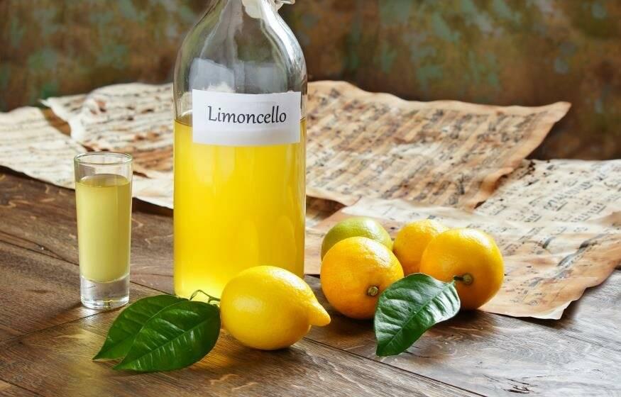 Лимонная настойка на спирту в домашних условиях