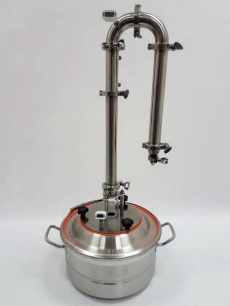 «доктор губер», самогонный аппарат: описание, характеристики, преимущества и недостатки