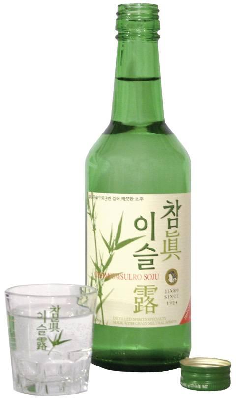 Что такое соджу в корее?