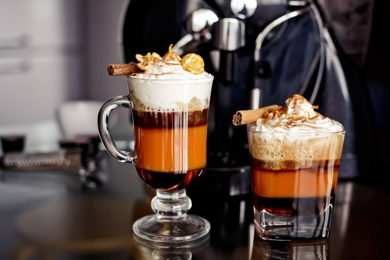 Кофейный коктейль: 10 освежающих рецептов