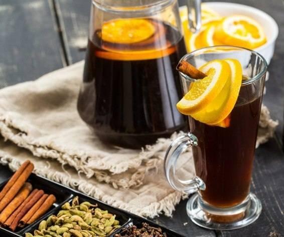 Употребление горячего пивапри простуде