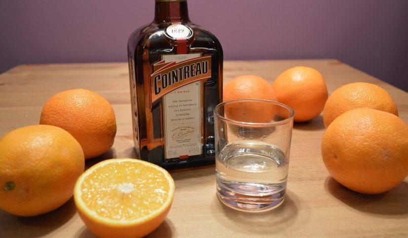Готовим ликёр из апельсинов