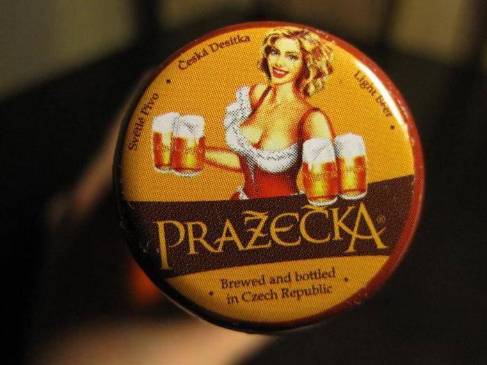 Обзор пива Пражечка