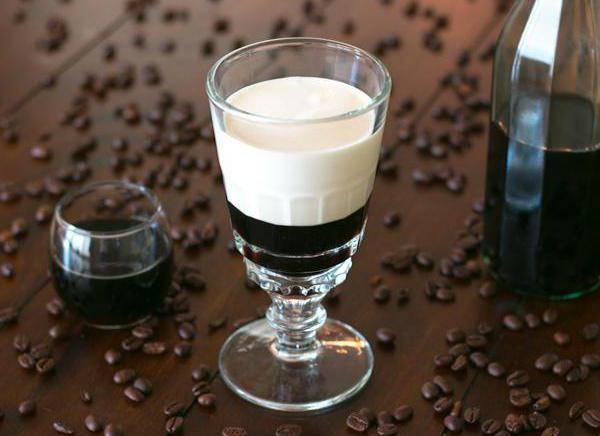 Кофейный ликер приготавливаем в домашних условиях