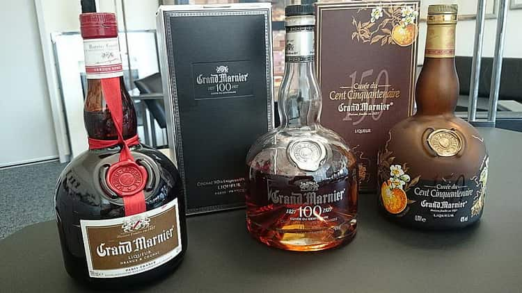 Ликер гранд марнье — напиток аристократов
