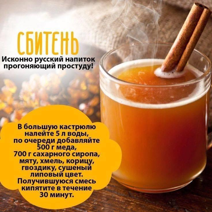 Напитки - рецепты