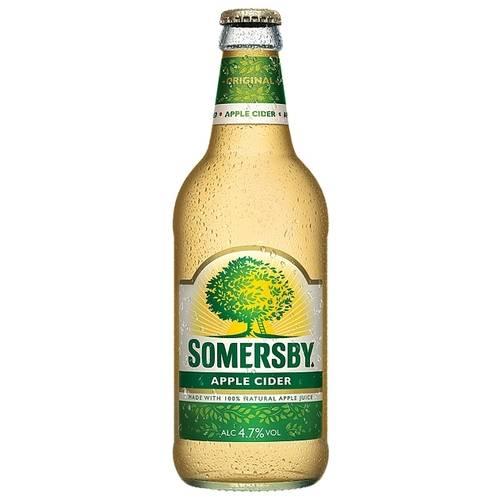 История сидра соммерсби (somersby), технология его приготовления, вкусы