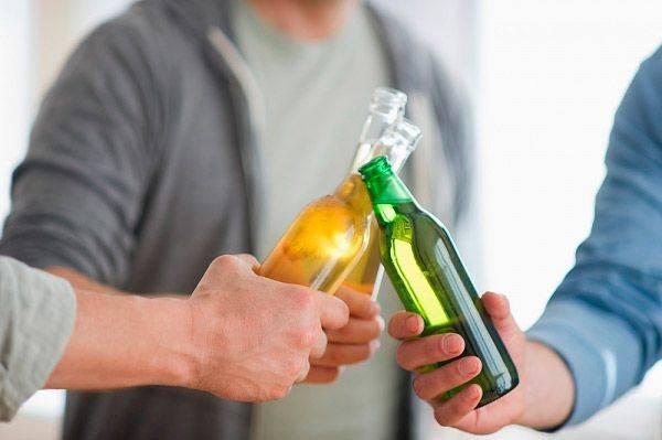 Алкоголь при подагре: можно ли, и сколько можно
