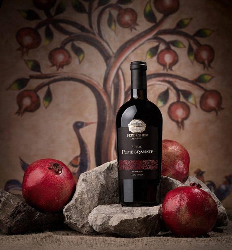 Драгоценное гранатовое вино из армении. как приготовить дома по рецепту? | про самогон и другие напитки ? | яндекс дзен