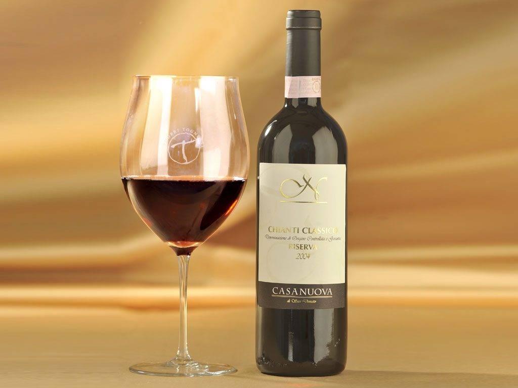 Выбираем вино из италии