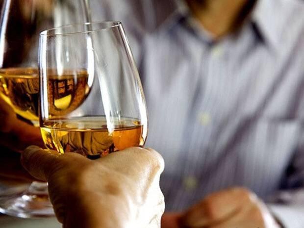 Как алкоголь влияет на кровеносные сосуды