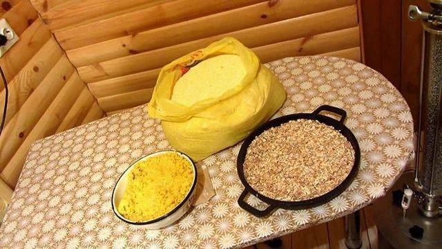 Лучшие рецепты и технология приготовления браги из кукурузы для самогона