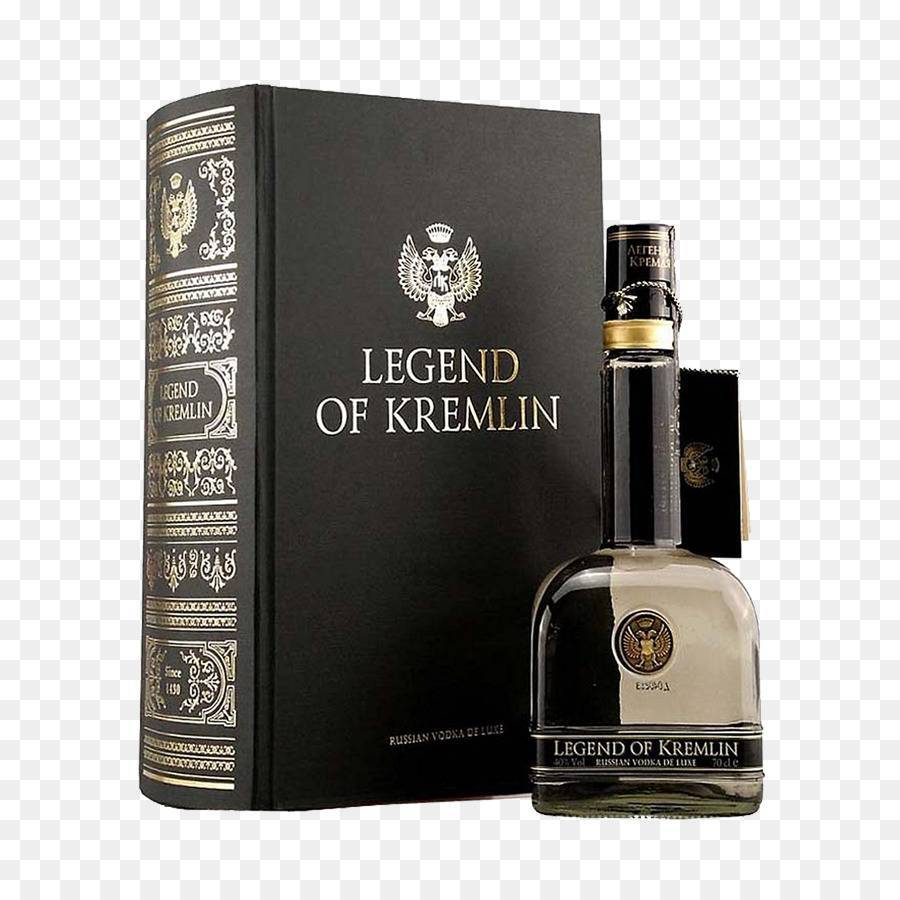 Водка легенда кремля (legend of kremlin): цена на шедевр отечественной алкогольной промышленности и отзывы потребителей