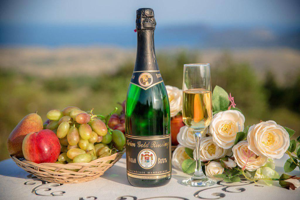Шампанское новый свет: история, обзор вкуса и видов