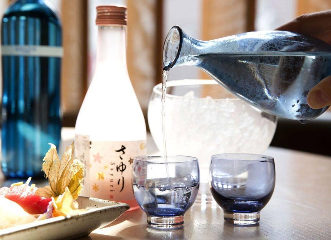 Саке - как пьют и чем закусывают на ydoo.info