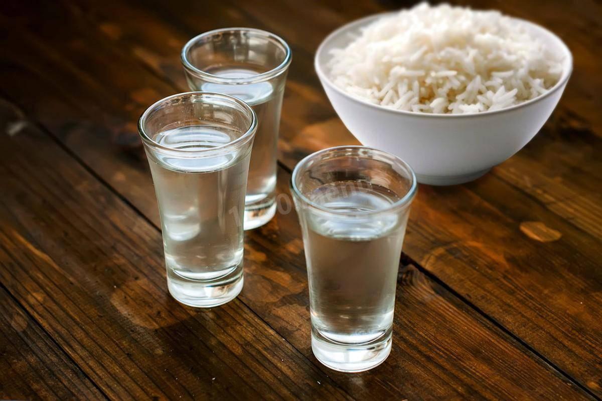 Как сделать рисовую водку в домашних условиях