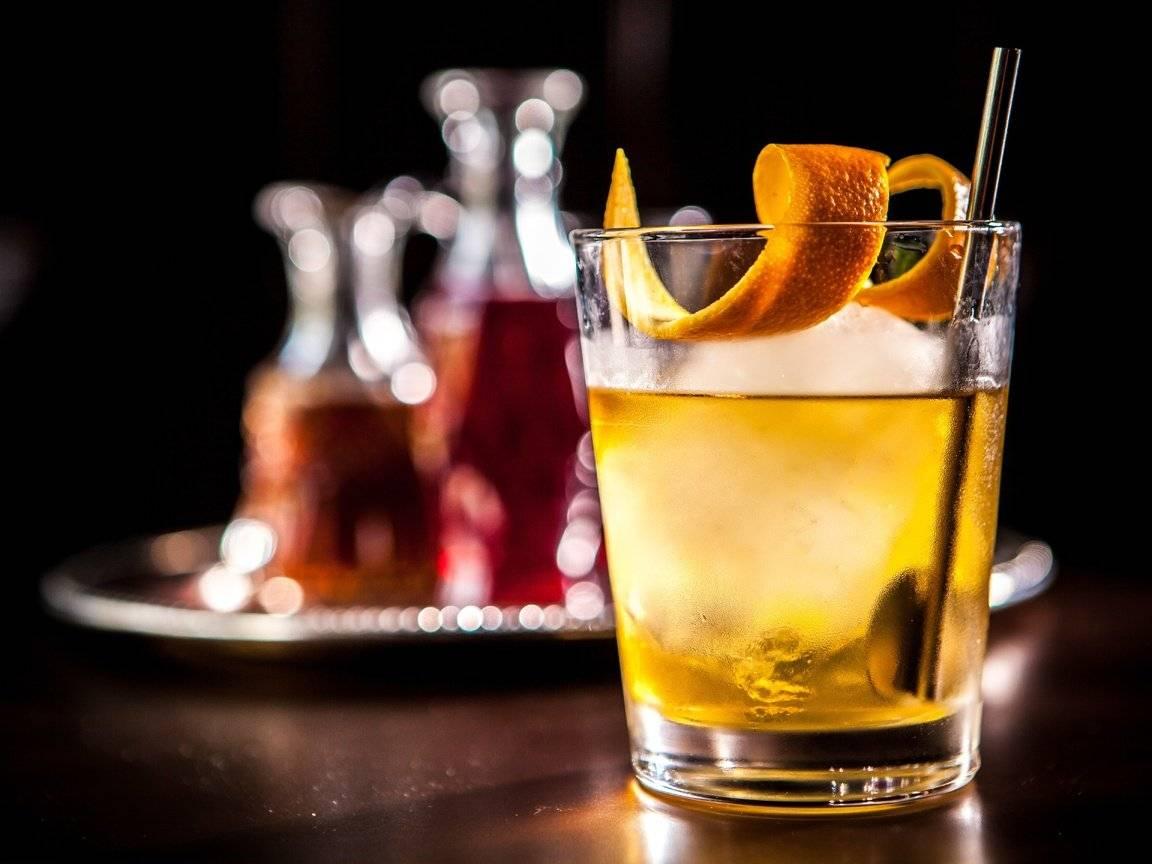 Алкогольные коктейли с виски в домашних условиях