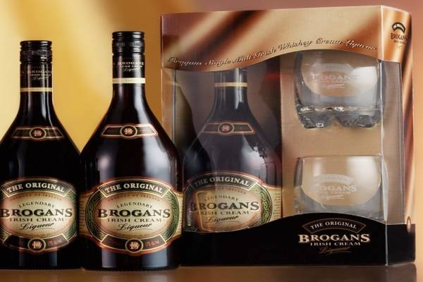 Ликер brogans irish cream — история алкоголя