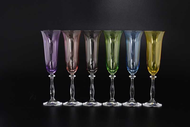 Бокалы для шампанского -- как выбрать и держать при чокании