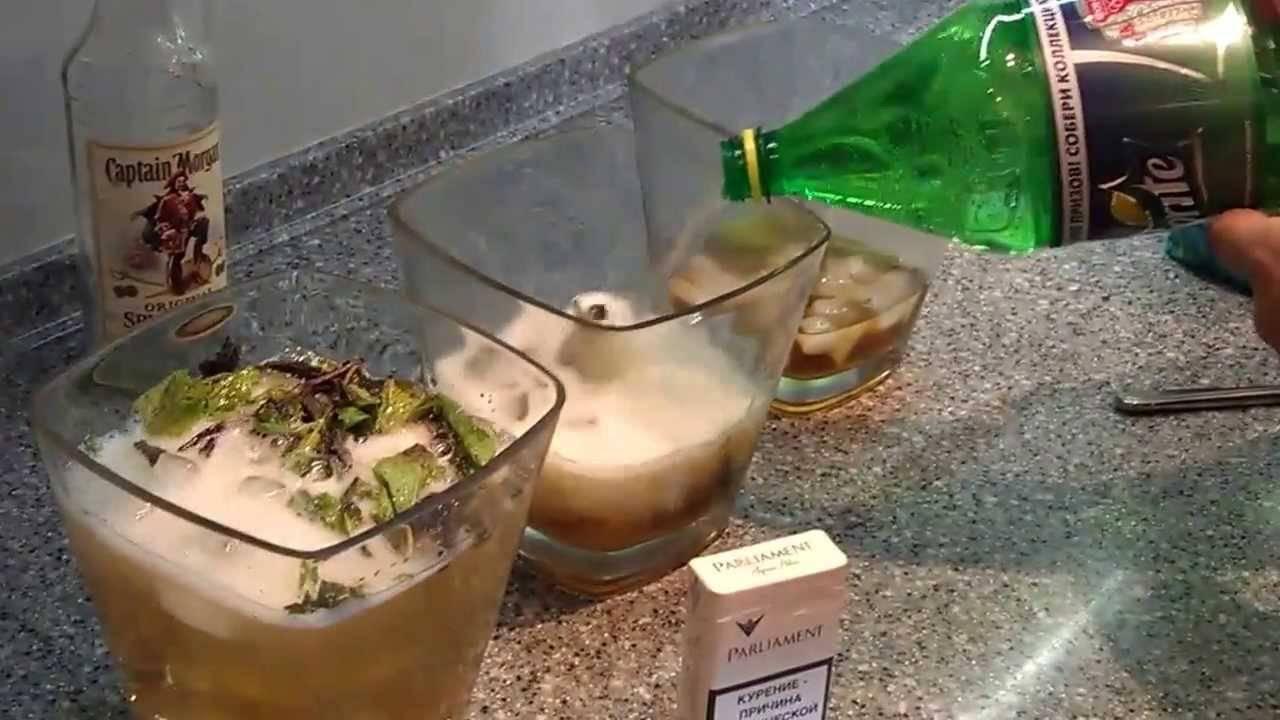 Как сделать мохито в домашних условиях? рецепты: классический и с «изюминкой», безалкогольный и с алкоголем