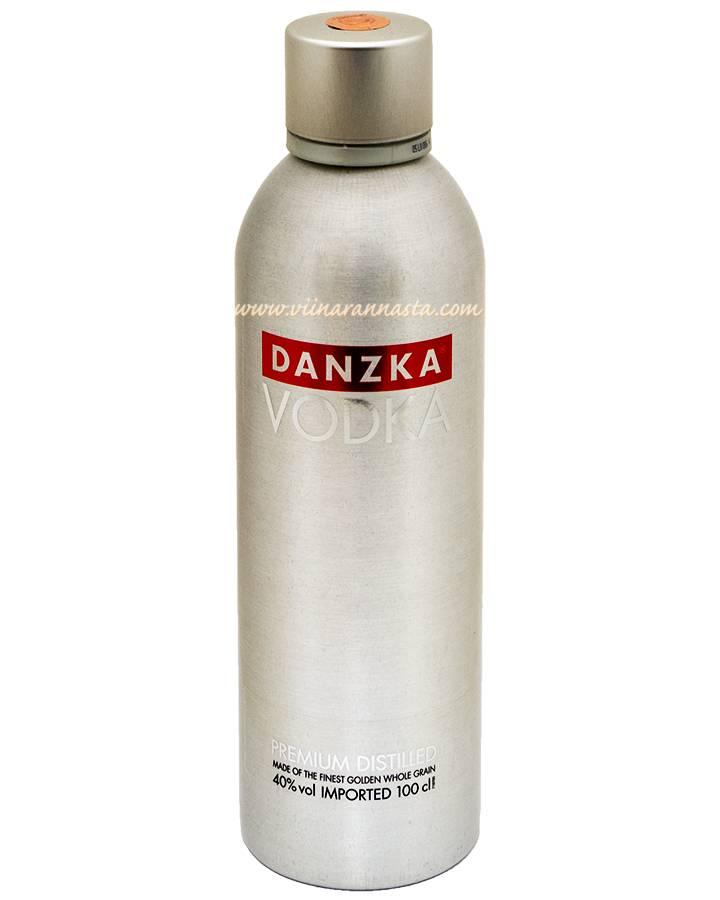 Водка danzka описание, производитель, отзывы
