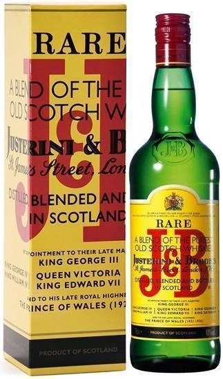 Обзор виски jb (джей энд би)