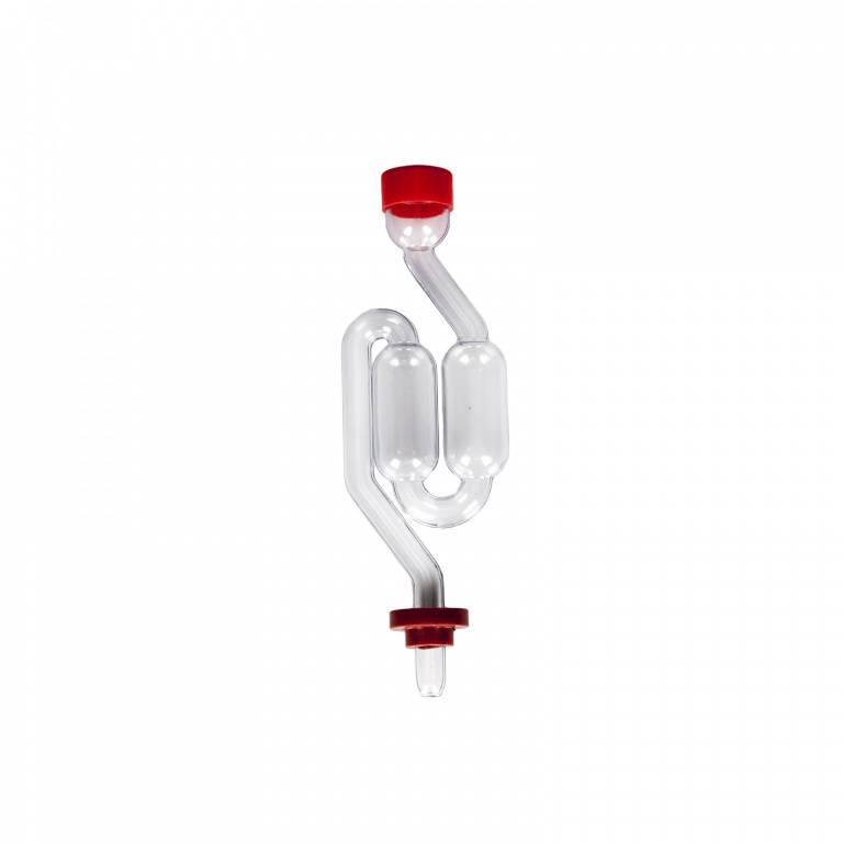 Гидрозатвор для брожения своими руками: как сделать простое устройство из перчатки или водного клапана