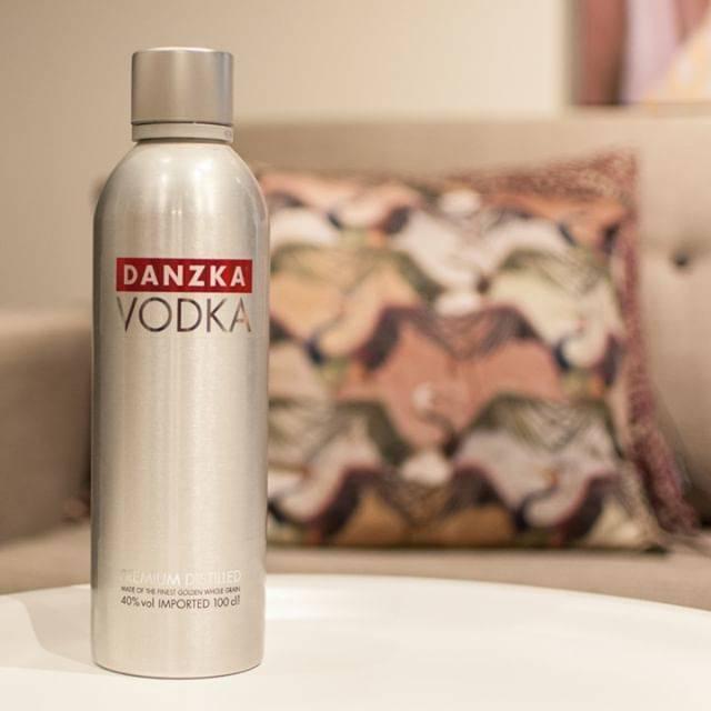 Датская водка danzka: фото и отзывы