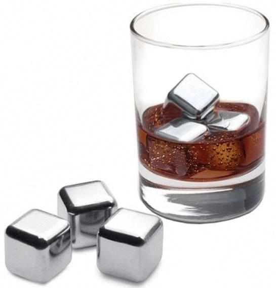 Камни для охлаждения виски whiskey stones