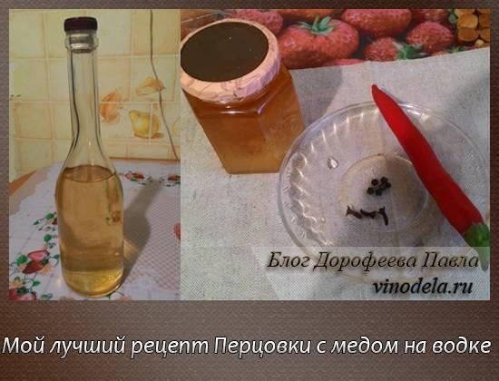 Рецепт перцовки. как сделать перцовку в домашних условиях?