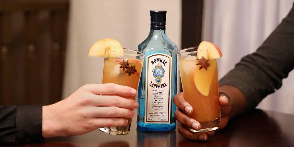 С чем пьют джин: с чем можно смешать и чем закусить