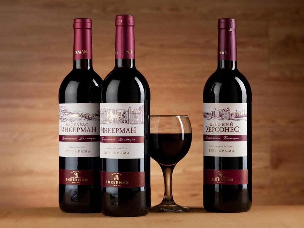 Крымские вина, топ 10