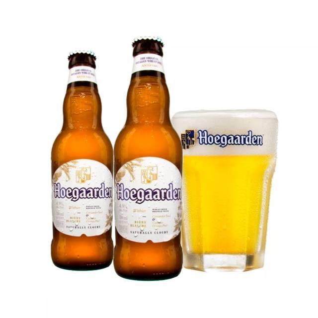 Обзор пива Хугарден