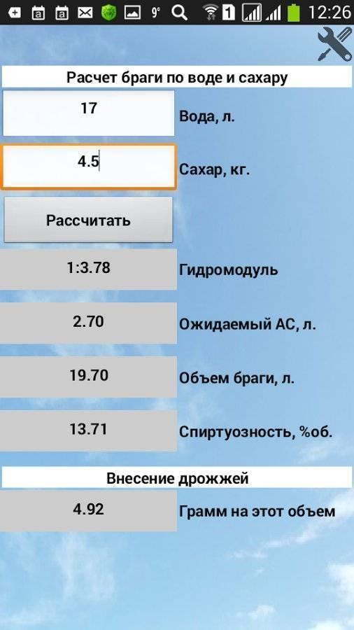 Как измерить крепость браги и сколько градусов должна быть брага для самогона