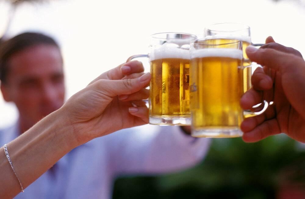 Вред и польза живого пива