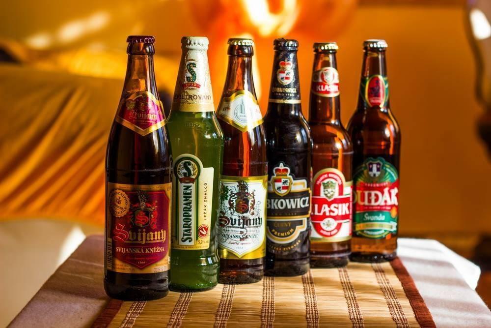 Чешское пиво - сколько стоит пиво в лучших пивоварнях праги, сорта пива