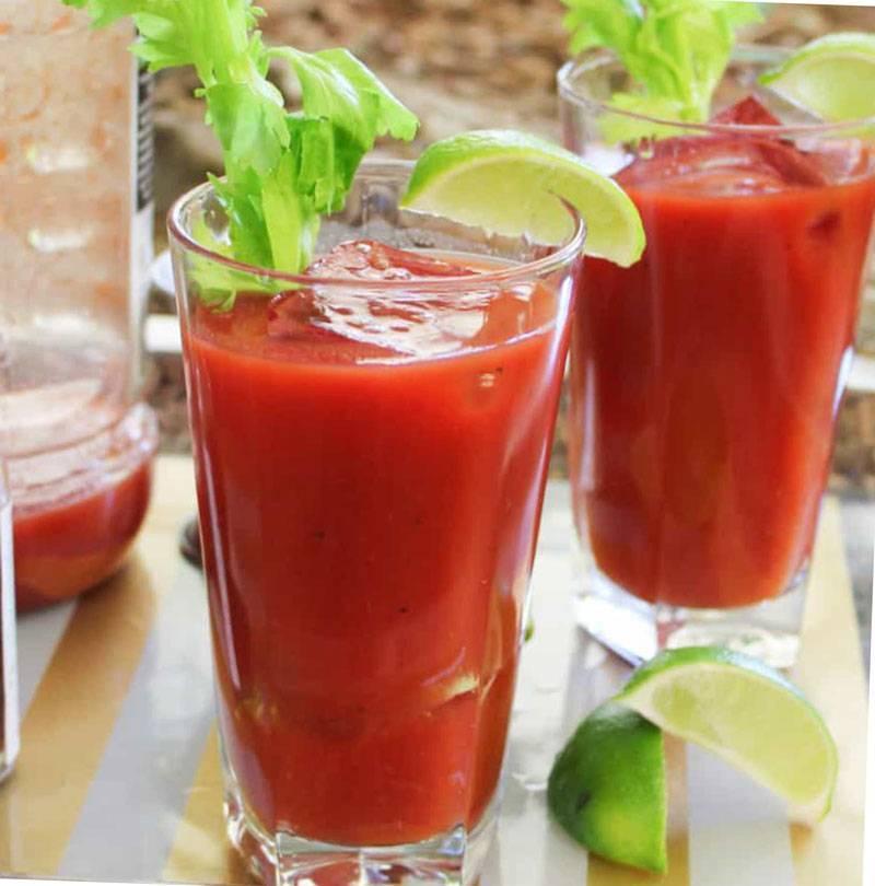 Коктейль кровавая мэри: рецепт самого оригинального алкогольного напитка