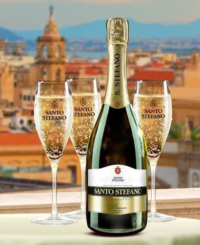 Санто стефано шампанское: обзор, отзывы, цены