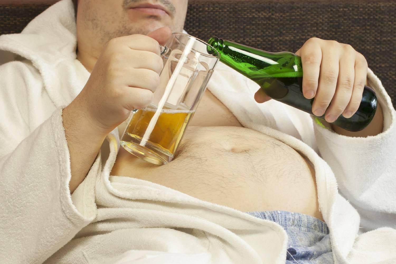 Что будет если бросить пить пиво