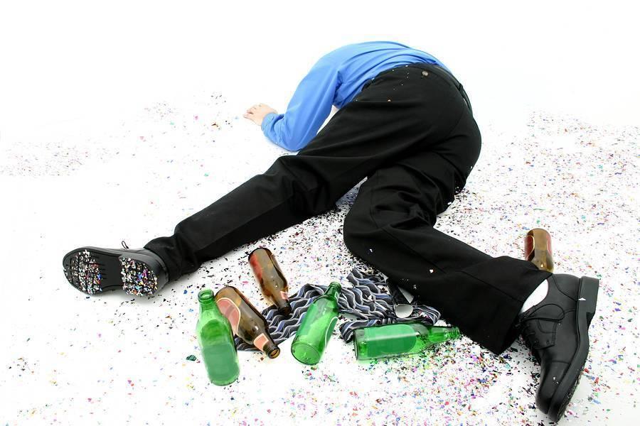 Смерть от алкоголя: причины наступления летального исхода