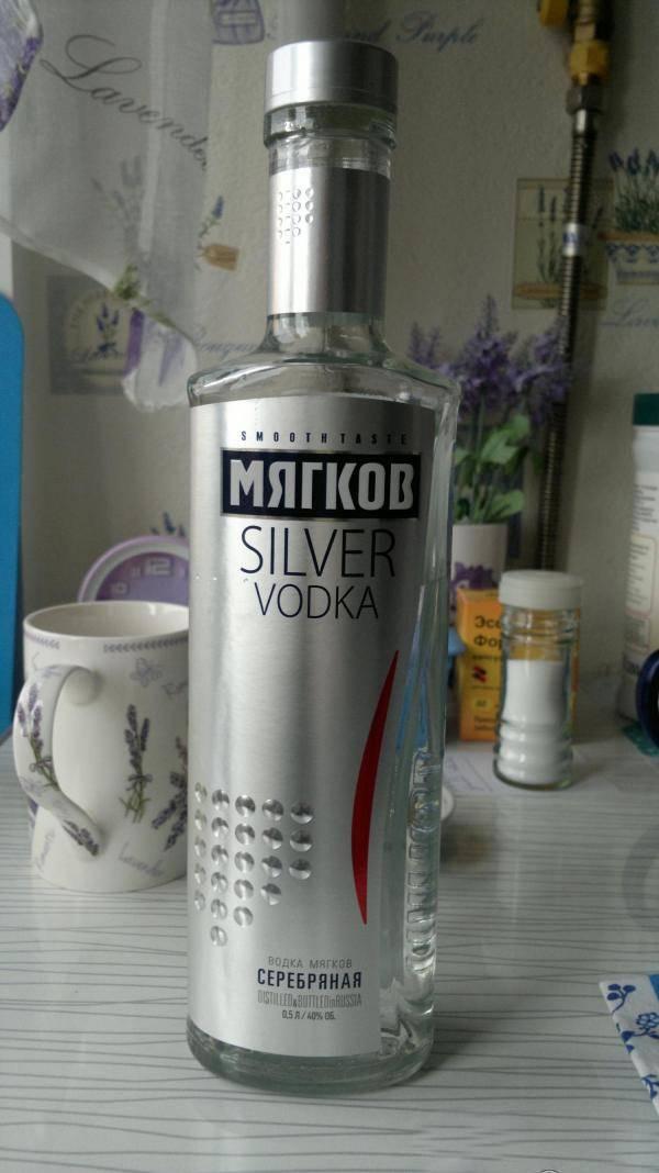 Водочный бренд 'мягков' переезжает в россию