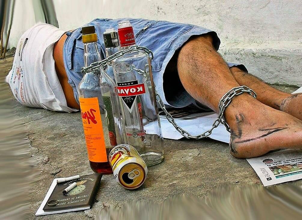 От чего умирают алкоголики чаще всего