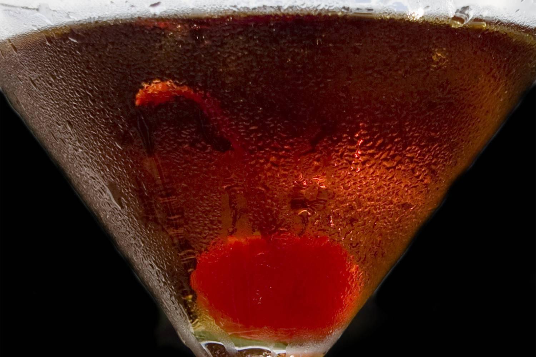Коктейль манхэттен – 4 рецепта знаменитого напитка