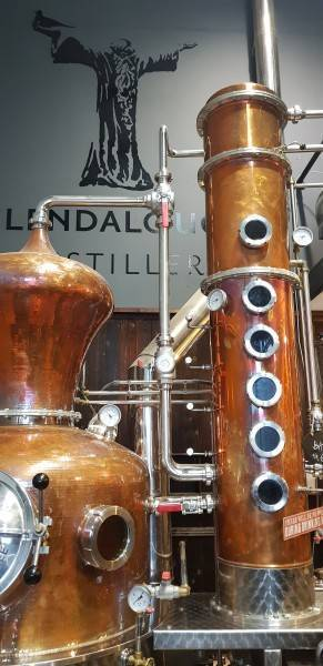Медь в индустрии: влияние на характер спиртов.